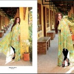 Ittehad Textiles Printed Lawn Shirts 2014 For Women 1