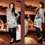 Ittehad Textiles Printed Lawn Shirts 2014 For Women 2