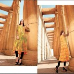 Ittehad Textiles Printed Lawn Shirts 2014 For Women 5
