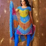 Jacquiline Fernandez in Beautiful Salwar Suit