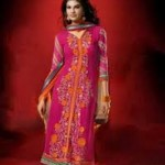 Jacquiline Fernandez in Beautiful Salwar Suit 4