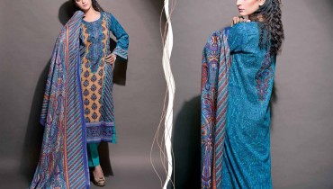 Jubilee Cloth Mills vip dresses colleciton 2014 2