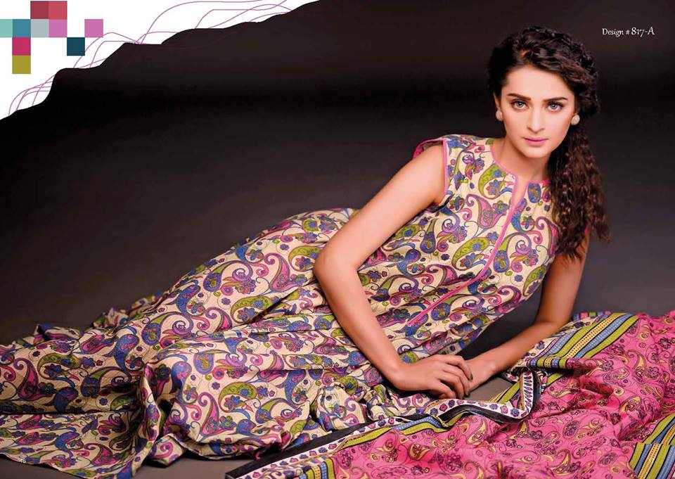 Jubilee Cloth Mills vip dresses colleciton 2014 6