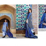 Julia Lawn Collection 2014 for Women by Ittehad Textile 1