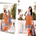 Julia Lawn Collection 2014 for Women by Ittehad Textile 4