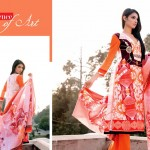 Julia Lawn Collection 2014 for Women by Ittehad Textile 5