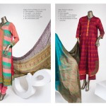 Junaid Jamshed Silk & Chiffon Collection 2014 for Women 1