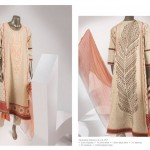 Junaid Jamshed Silk & Chiffon Collection 2014 for Women 3