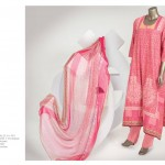 Junaid Jamshed Silk & Chiffon Collection 2014 for Women 5