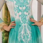 KESA Embroidered Lawn Prints 2014 by Lala 2