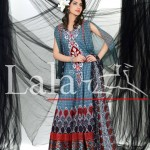 KESA Embroidered Lawn Prints 2014 by Lala 3