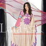 KESA Embroidered Lawn Prints 2014 by Lala 5