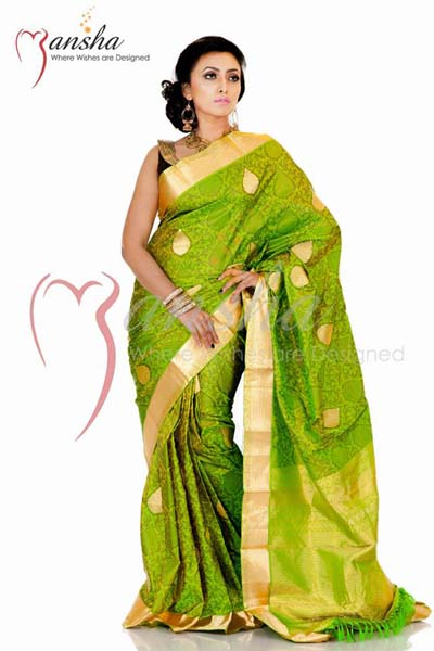 Kanchipuram Katan Spring Summer Collection 2014 8