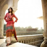 Khaadi Lawn Spring Summer 2014 Collection for Women 3