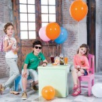 Kids in Spring Dresses by Outfitters Junior 1