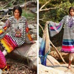Komal Lawn Summer Dress Collection 2014 By LSM Fabrics (2)