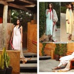 LSM Fabrics Summer Lawn Dress Collection 2014-2015 For Women (1)