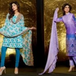 Lala Textile Summer Lawn Macrame Lace Spring Summer Collection 2014 4