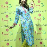 Launch of Rang Ja - Lawn De Lashkaray '2014 2