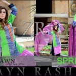 Layout and Printouts of Spring summer LAWN Collection 2014. 6