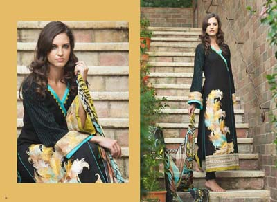 Mahiymaan By Alzohaib Textile 2014 18