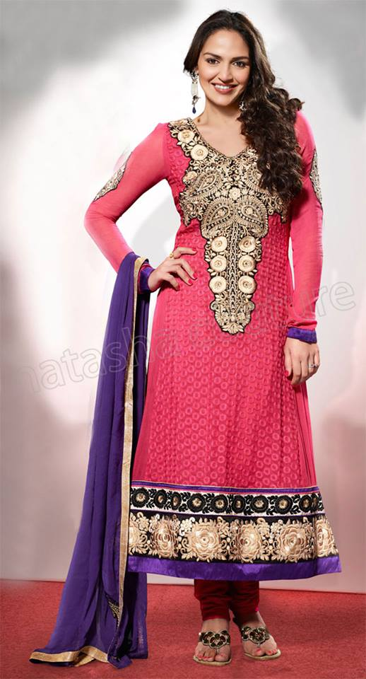 Natasha Couture Offering Esha Deol's Summer Original Salwar Suits (4)