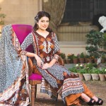 Naveed Nawaz Textiles Vol-01 Star Classic Lawn Collection 2014 for Women