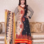 Naveed Nawaz Textiles Vol-01 Star Classic Lawn Collection 2014 for Women 2