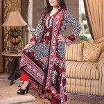 Naveed Nawaz Textiles Vol-01 Star Classic Lawn Collection 2014 for Women 4