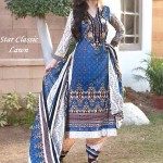 Naveed Nawaz Textiles Vol-01 Star Classic Lawn Collection 2014 for Women 5