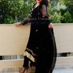 Naveen Uroosa Exclusive Party Wear Dresses 2014 for Girls 1