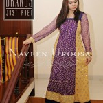 Naveen Uroosa Exclusive Party Wear Dresses 2014 for Girls 4