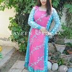Naveen Uroosa Exclusive Party Wear Dresses 2014 for Girls 5