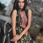 Orient Textiles dress collection 2014 14