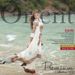 Orient Textiles dress collection 2014 8