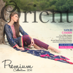 Orient Textiles dress collection 2014 9