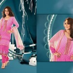 Preity Zinta Wearing Spring 2014 Collection by Saheli Couture 2