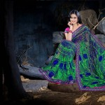 Prerna Poly Georgette Sarees Collection 2014 for Women 1