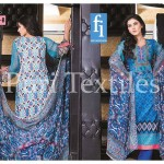 Puri Textiles Summer Lawn Collection 2014 for Women 1