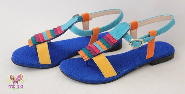 Purple Patch Spring Summer Footwear Collection 2014 for Women 4