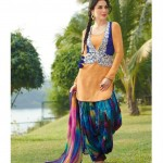 Radiance Patiyalaa Colorful Indian Read to Wear Suits 2014 for Women 1