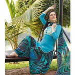 Radiance Patiyalaa Colorful Indian Read to Wear Suits 2014 for Women