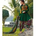 Radiance Patiyalaa Colorful Indian Read to Wear Suits 2014 for Women 2