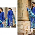 Resham Ghar Colorful Digital Prints Women Wear Dresses 2014 2