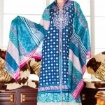 Riwaj Exclusive Party Wear Lawn Collection 2014 for Women 1