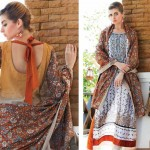 Riwaj Exclusive Party Wear Lawn Collection 2014 for Women 2