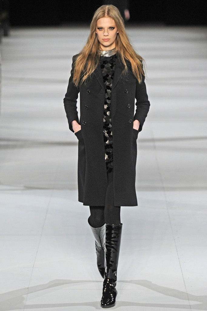 Saint Laurent Ready to Wear Fall Collection 2014 for Women 2