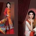 Sana Samia Lawn Vol 2. collection by lala 4