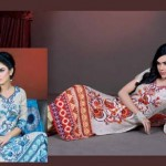 Sana Samia Lawn Vol 2. collection by lala 6