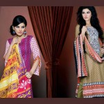Sana Samia Lawn Vol 2. collection by lala 7